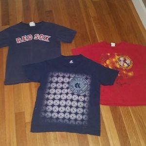 Lot t-shirts small youth